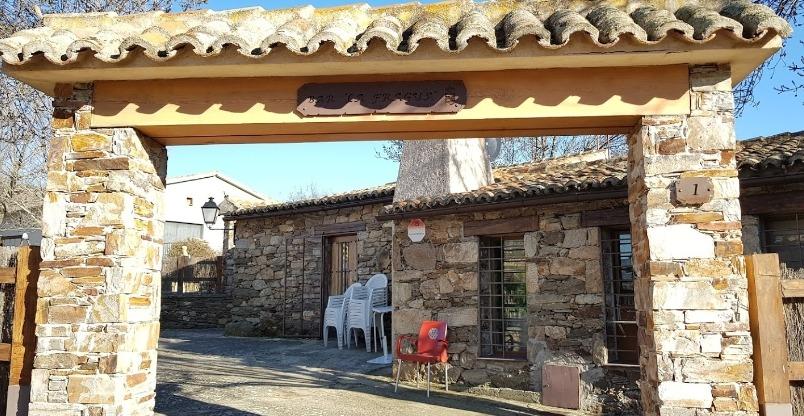 Bar La Fragua en Madarcos