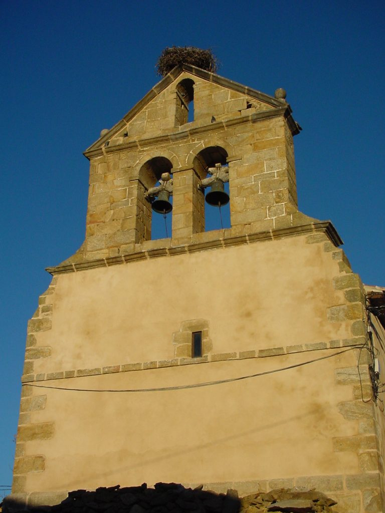 Santa Ana Patrona de Madarcos