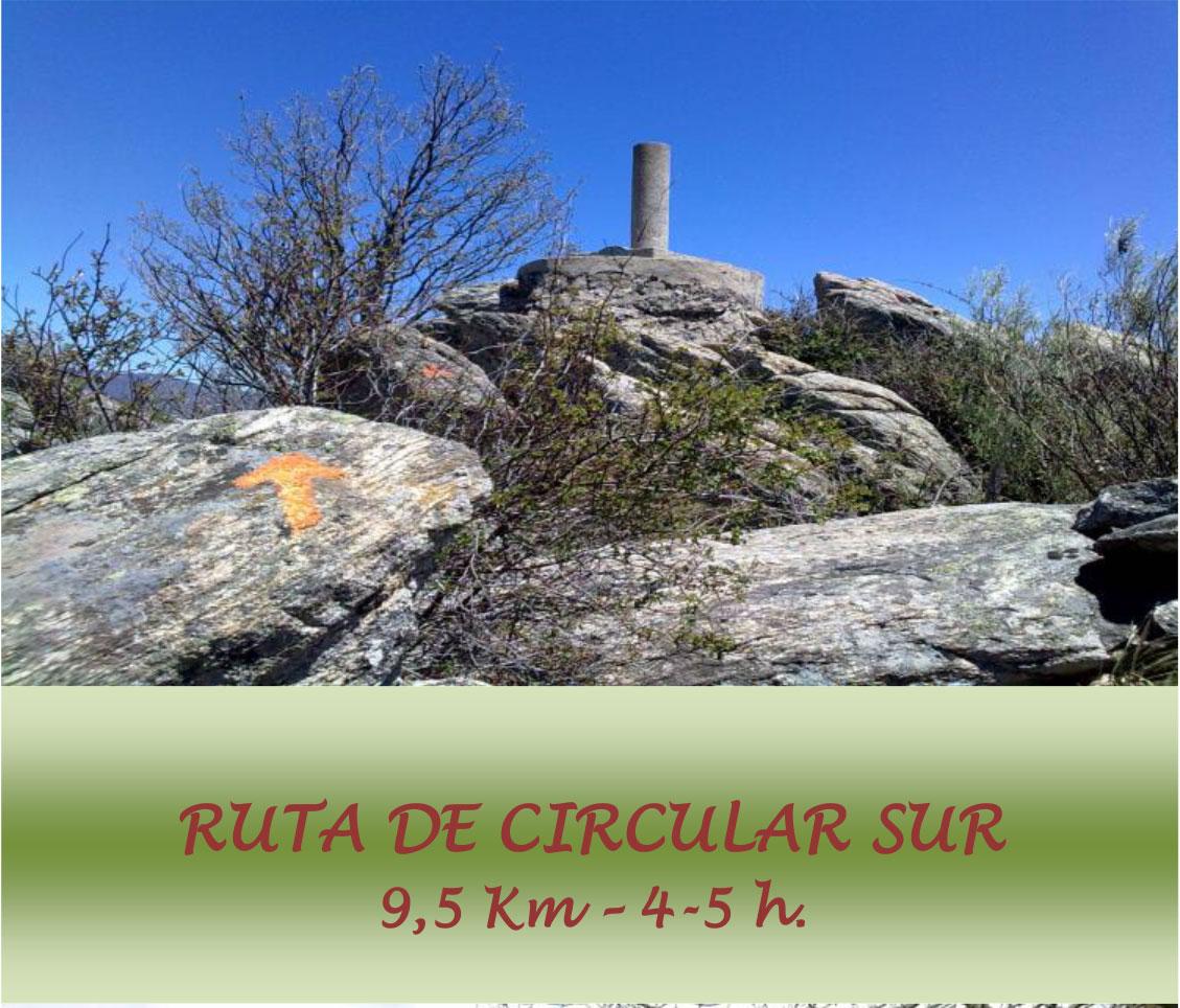 Ruta circular Sur